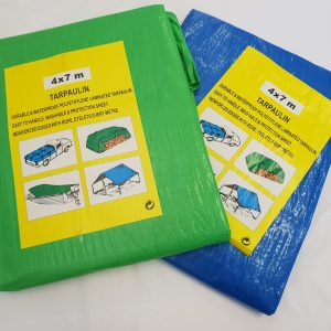 Lightweight tarpaulin for all purposes