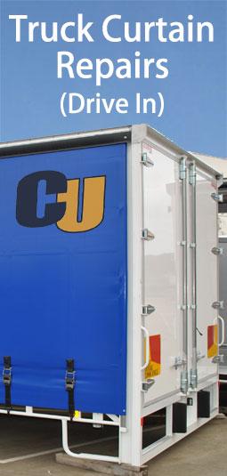 Truck Curtain Repair Centre Ashbourne