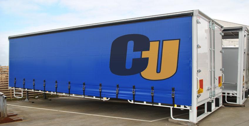 Truck Curtain Repairs