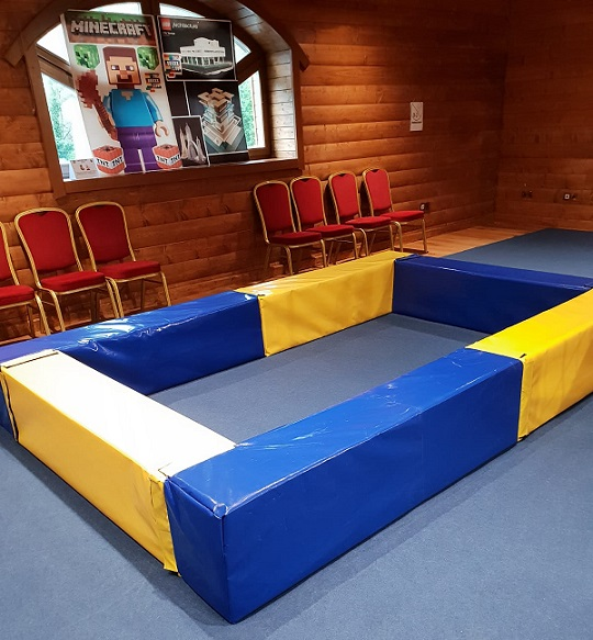 Play Centre Padding