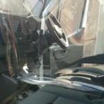 Transparent Cab Dividers