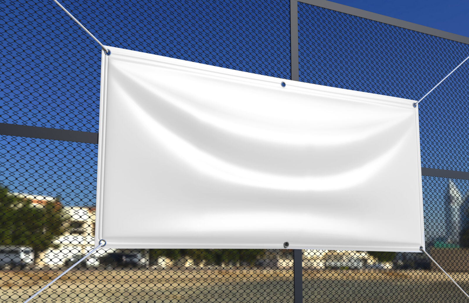 large banners for advertising and marketing